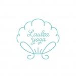 〈制作実績〉Laulea yoga 様ロゴマーク
