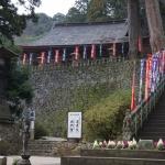 今年は前厄なので厄払いをしてもらいに安来清水寺に行ってきました。