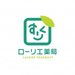 〈制作実績〉ローリエ薬局様ロゴ