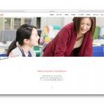 〈制作実績〉株式会社プラスサポート様 コーポレートサイト