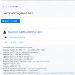 WHOIS情報を一発照会できるサービス DomainWatch