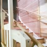 階段リニューアル!