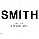 <RENEWAL OPEN>SMITHさま