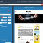 Site-Shot – ウェブページのスクリーンショットを撮るサービス